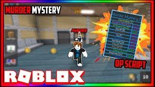 MURDER MYSTERY 2 GUI W/ FREE FULL LUA EXECUTOR (Level 6) NOCLIP, FLY