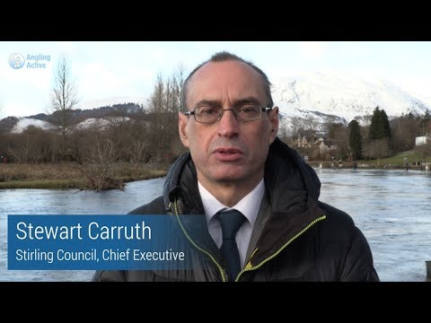 River Teith Opening 2018 (Part 3 of 5) Team Spirit, Priorities and Angling Active​