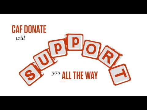 CAF Donate – Transform your fundraising | Charities Aid Foundation