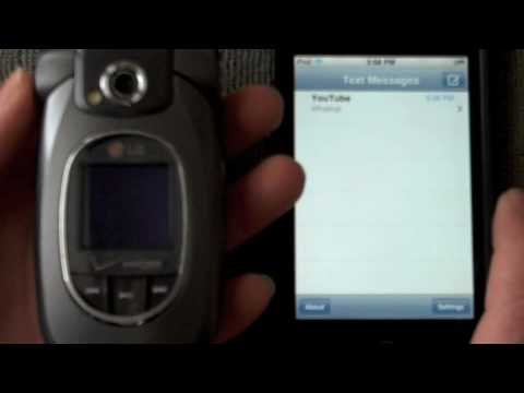 How to Send Unlimited Free SMS/Texts from the iPhone/iPod Touch