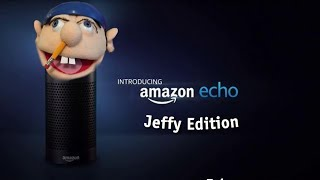 Amazon Echo: JEFFY Edition !!!
