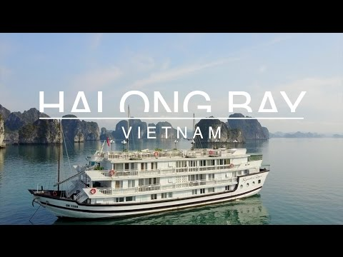 Halong Bay, Vietnam - Amazing Cruise Experience