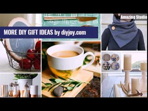 Cheap DIY Gift Ideas Christmas Gifts