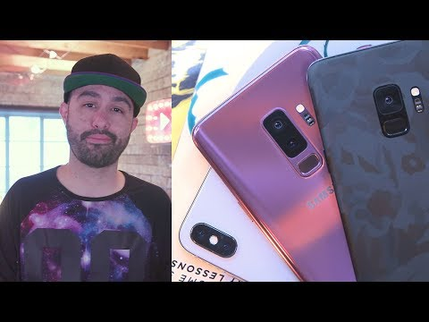 Galaxy S9 vs iPhone X - Ultimate Truth