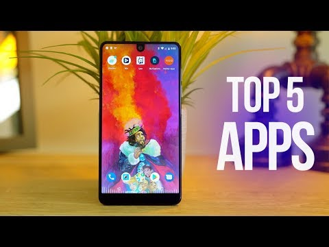 Top 5 Android Apps - May 2018