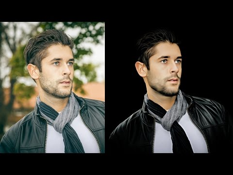 How to Change the Background to Black in Photoshop Cs6 2017