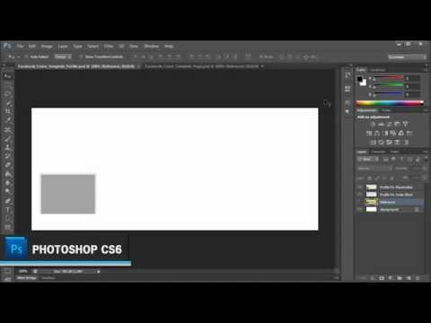 Photoshop  Creative Facebook Timeline Cover