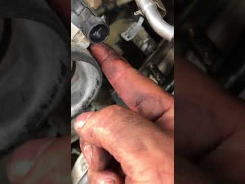 2004 Chevy impala thermostat remplacement