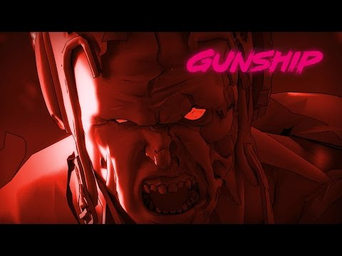 GUNSHIP - Fly For Your Life [Official Music Video]