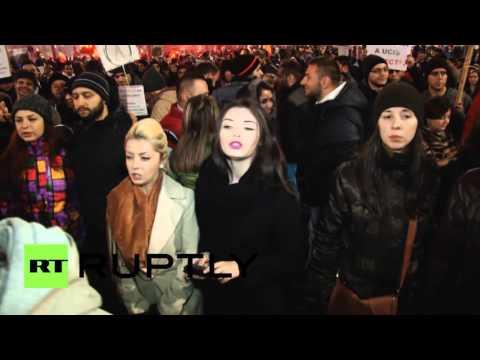 Romania: Thousands demand political overhaul after Bucharest nightclub fire