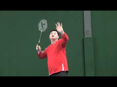 Badminton Smash: The Right Grip