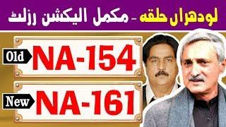 NA-154 (New NA-161) Lodhran 2 | Pakistan Election Results | Election Box