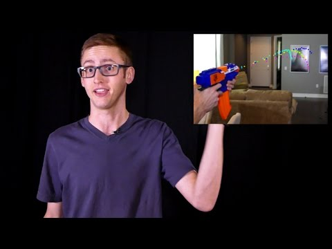 HOW ACCURATE ARE NERF GUNS?!