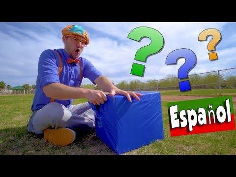 Xxx Mp4 Aprende Los Colores Para Niños Pequeños Con Blippi Español CAJAS DE COLORES 3gp Sex