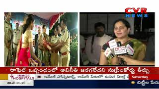 CP Dwaraka Tirumala Rao Participated World Diabetes Month 2019 Programme in Vijayawada | CVR News