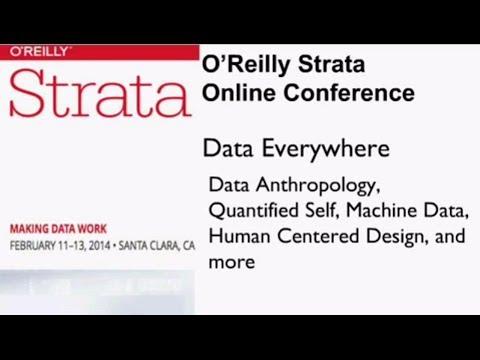 Data Everywhere: Making Data Work - O'Reilly Webcast