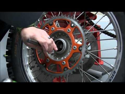 Enduro Engineering Wheel Bearing Installation
