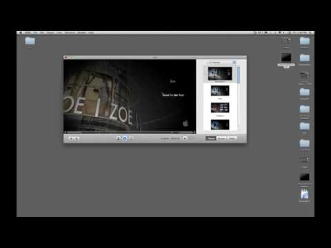Burn your DVD in  iMovie for Mac user