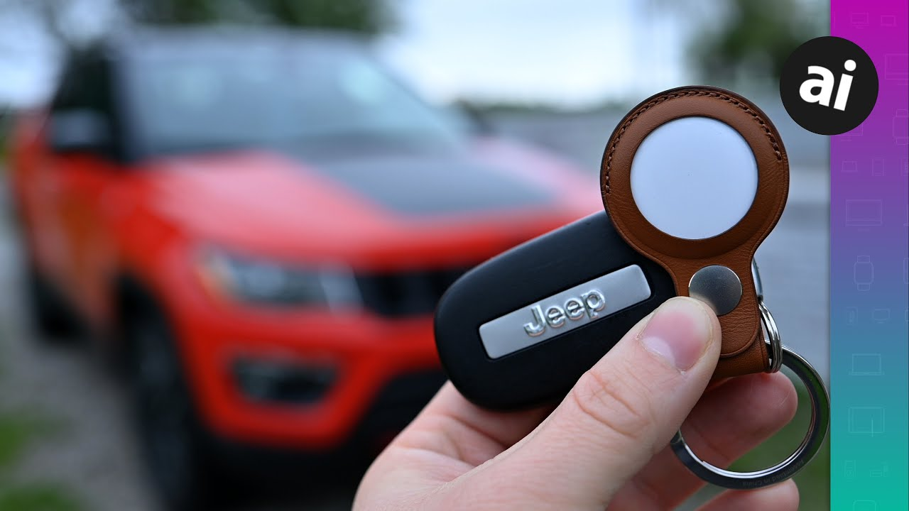 Can You Track Your CAR with AirTag!