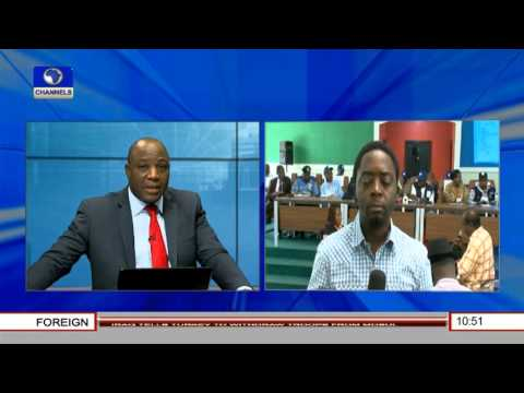 Skye Bank Boss Advocates More Funds For Solid Minerals 07/12/15 Pt. 1