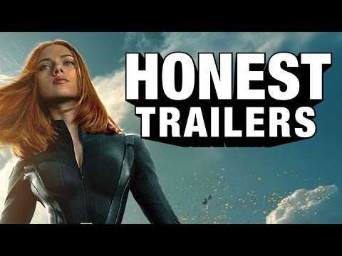 Honest Trailers - Captain America: The Winter Soldier