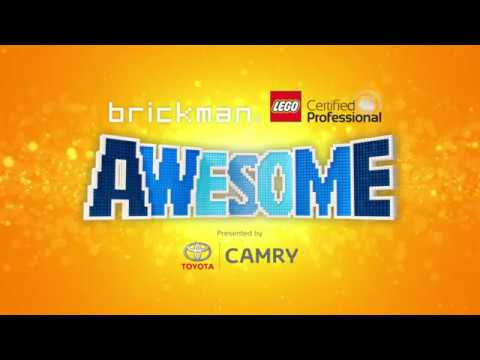 Brickman Awesome Short Sneak Peek