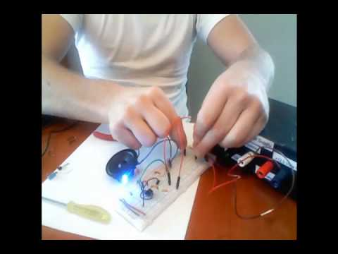 How to make your own continuity tester with a 555 timer