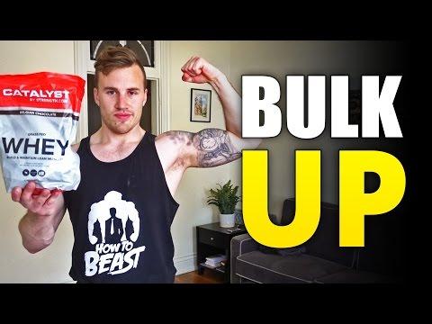 5 Best Bulking Supplements for Skinny Guys