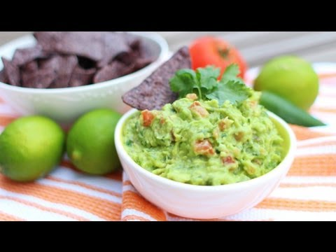 The Best Guacamole Recipe - GetFitWithLeyla