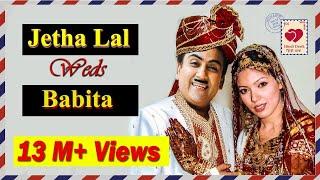 TMKOC II SAB TV II  जेठा लाल की होगी बबीता से शादी? Jetha Lal will be married to Babita?