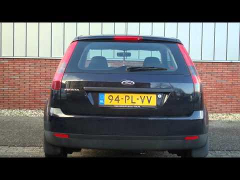 Ford Fiesta 1.3 STYLE | Stuurbekr. | Radio / CD / USB / AUX