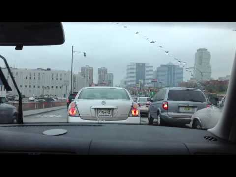 Driving from New Jersey to Brooklyn in 4 minutes