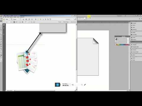 Tutorial: Creating a Folded Paper Corner (InDesign)