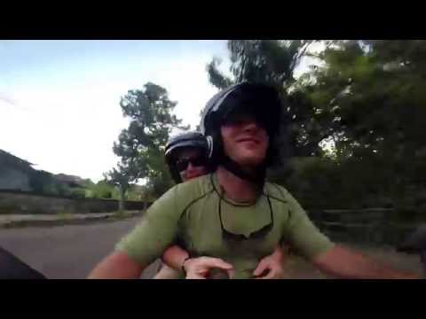 Should I Rent A Scooter In Bali, Indonesia. Motorbike Adventure