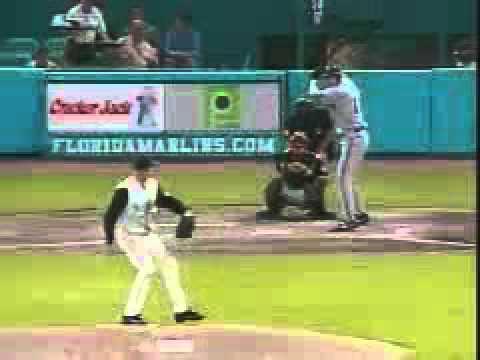 baseball hits nuts