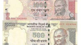 Konkani song on 500/1000 note ban Tiatr