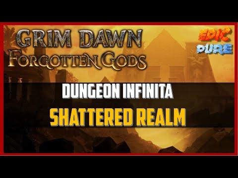 Grim Dawn - Dungeon Infinita e Skills de Movimento por FePinheiro