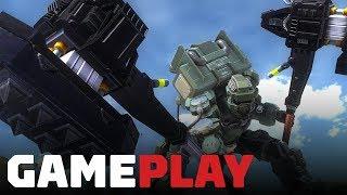 Earth Defense Force: Iron Rain - Battling Giant Robots and Bugs