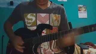 Luka Luka★night Fever - Guitar Cover - Samfree