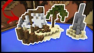 PRO Minecraft Build Battle!