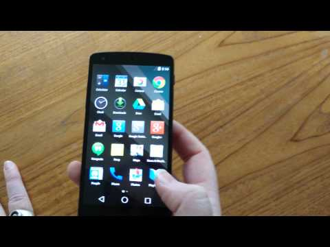 Android L hands on & my thoughts (4K Edition)