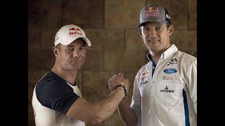 Loeb VS Ogier : Entretien croisé avant le Rallye du Mexique