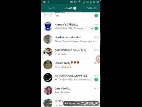 How To Turn Off WhatsApp Group Notification? वाट्सअप ग्रुप के नोटिफिकेशन अलर्ट बंद कैसे करते हैं ?