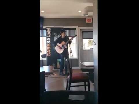 Gabe Salem Plays Floyd at Boston Pizza