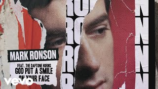 Mark Ronson - God Put a Smile on Your Face (Official Audio) ft. The Daptone Horns