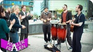 Straßenmusik - Knallerfrauen mit Martina Hill