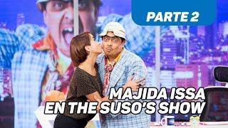 ¿Cómo crea Majida un personaje? - Majida Issa en The Suso's Show - Caracol TV - Parte 2
