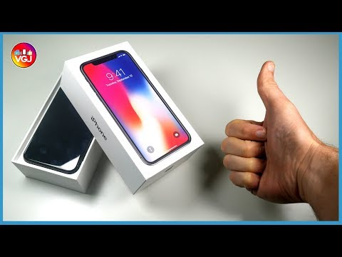 iPhone X Unboxing Video - Because Everyone Does One. Mine's Late, And Rubbish. Nothing to See Here