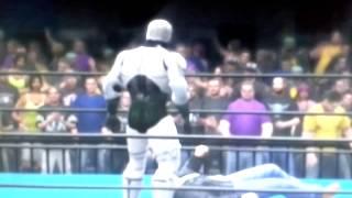 Robocop vs The terminator wwe2k14