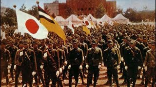 WW2 Japan's White Soldiers